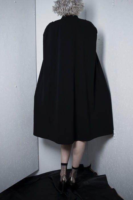 Šaty SuperWoman černá