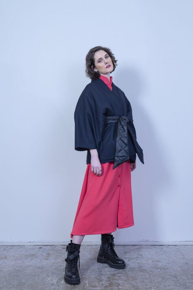 Double side Kimono